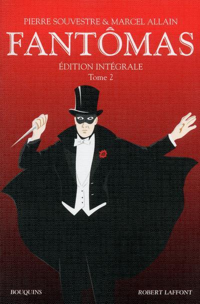 FANTOMAS - EDITION INTEGRALE TOME 2