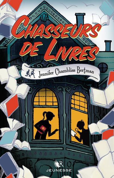 CHASSEURS DE LIVRES - TOME 1  DS L ESCALIER