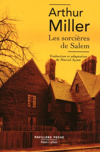 LES SORCIERES DE SALEM - PAVILLONS POCHE - NOUVELLE EDITIONS