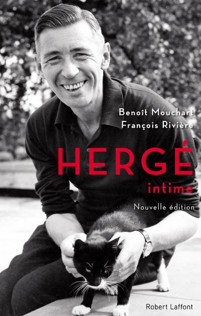 HERGE INTIME - NOUVELLE EDITION 2016