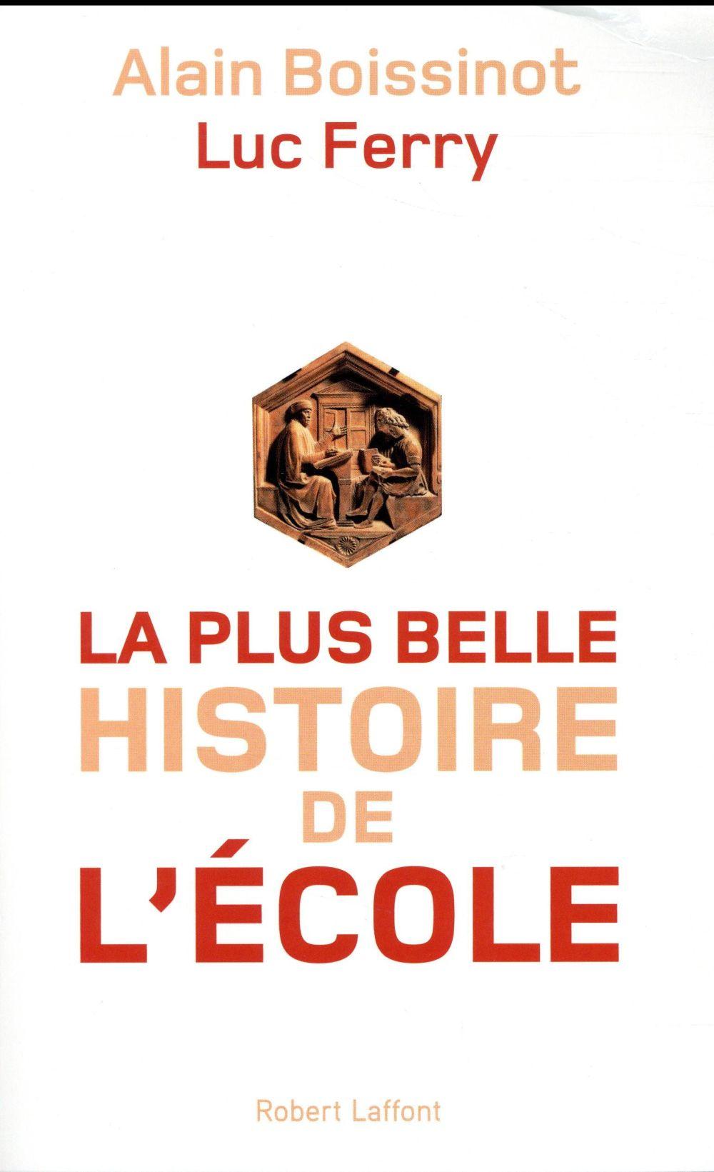 LA PLUS BELLE HISTOIRE DE L'ECOLE