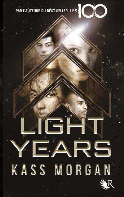 LIGHT YEARS - LIVRE I - EDITION FRANCAISE - VOL1