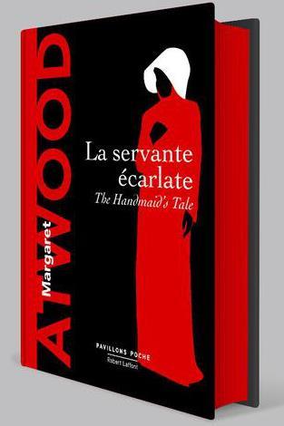 LA SERVANTE ECARLATE - EDITION COLLECTOR - PAVILLONS POCHE -