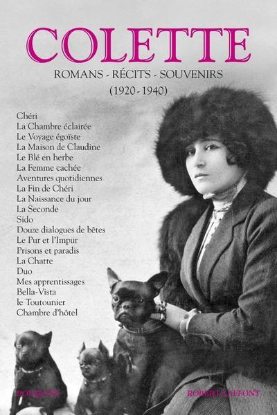 COLETTE - ROMANS, RECITS, SOUVENIRS (1920-1940) - TOME 2 NOUVELLE EDITION