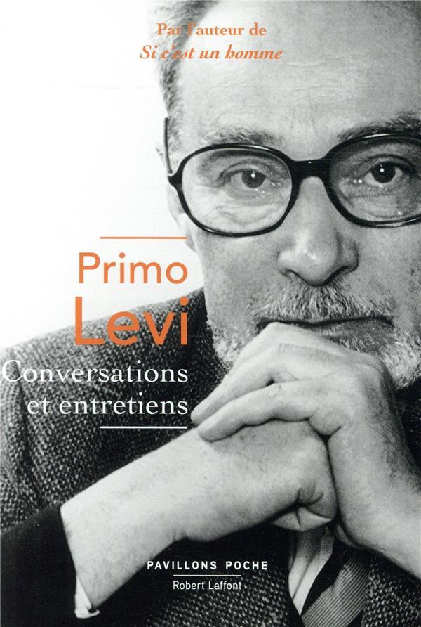 CONVERSATIONS ET ENTRETIENS - PAVILLONS POCHE