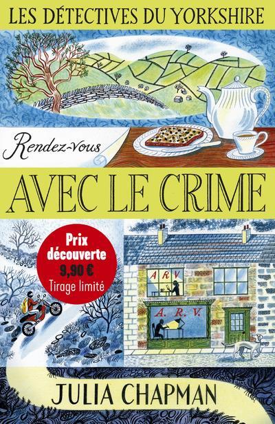 LES DETECTIVES DU YORKSHIRE - TOME 1 RENDEZ-VOUS AVEC LE CRIME - VOLUME 01