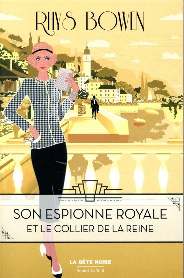 SON ESPIONNE ROYALE ET LE COLLIER DE LA REINE - TOME 5 - VOL05