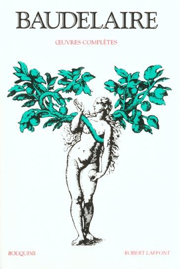BAUDELAIRE - BOUQUINS