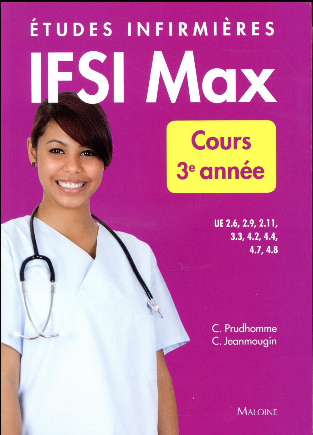 IFSI MAX COURS 3EME ANNEE