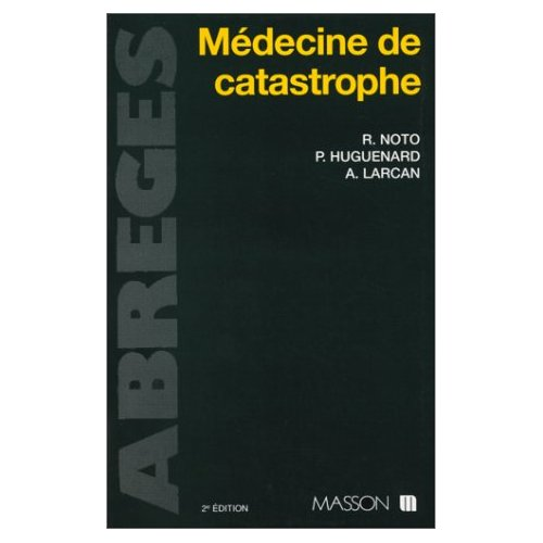 MEDECINE DE CATASTROPHE