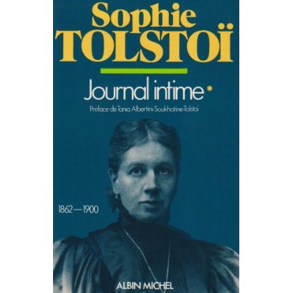 JOURNAL INTIME 1862-1900 - TOME 1