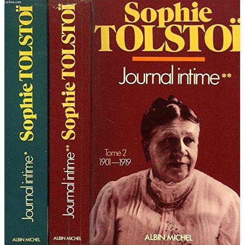 JOURNAL INTIME - TOME 2 - (1901-1919) ET EPHEMERIDES (1905-1919)