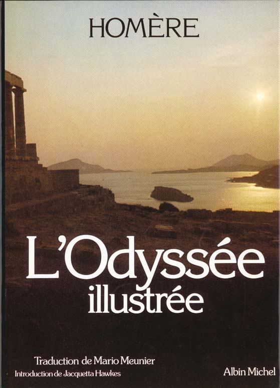 L' ODYSSEE ILLUSTREE