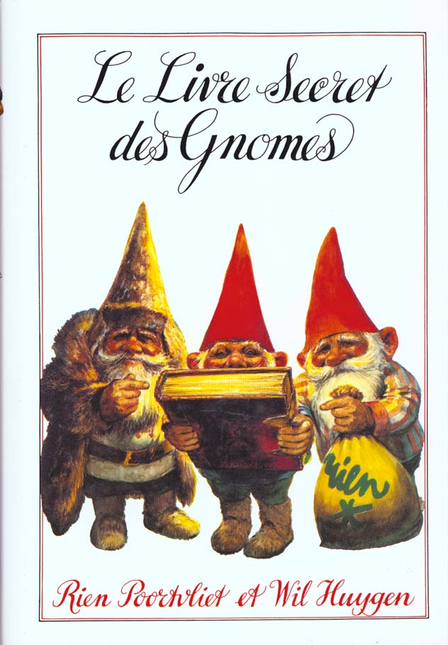 LE LIVRE SECRET DES GNOMES