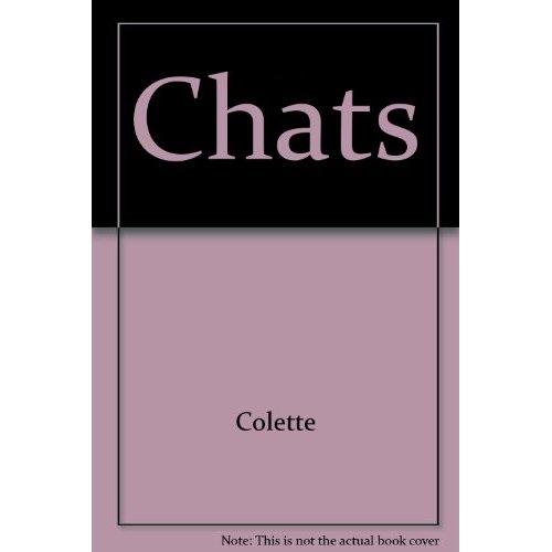 CHATS DE COLETTE