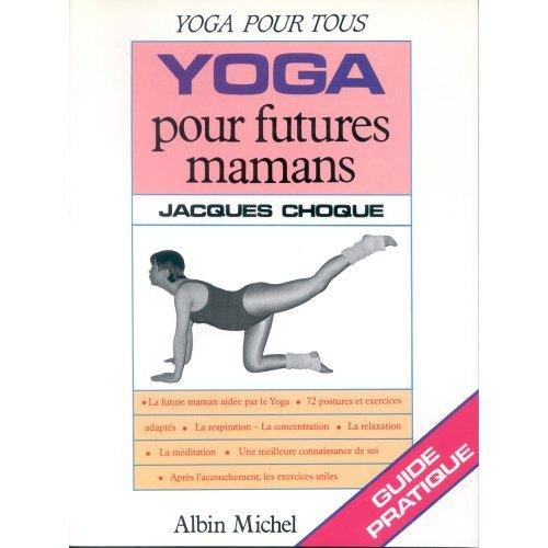 YOGA POUR FUTURES MAMANS