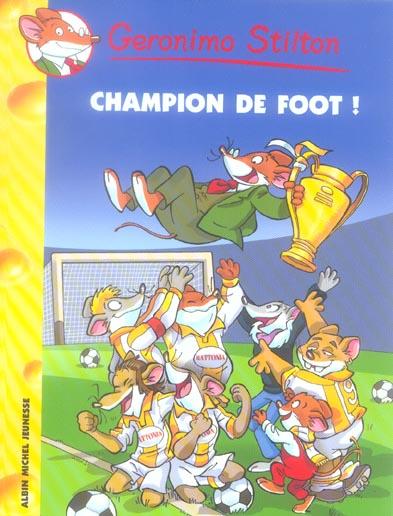 CHAMPION DE FOOT N 28