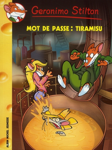MOT DE PASSE : TIRAMISU