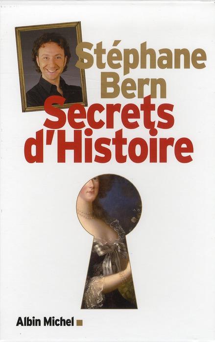 """COFFRET """"SECRETS D'HISTOIRE"""" 2 VOLUMES"""