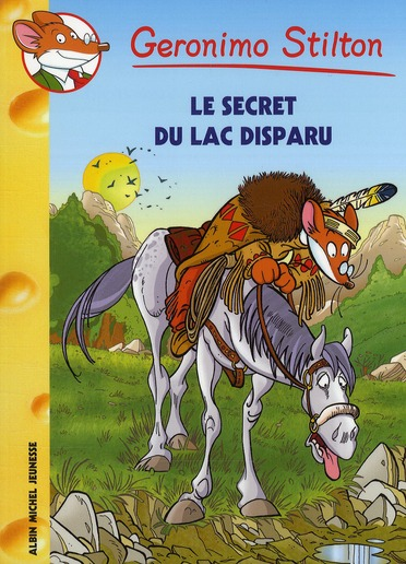 LE SECRET DU LAC DISPARU N  54