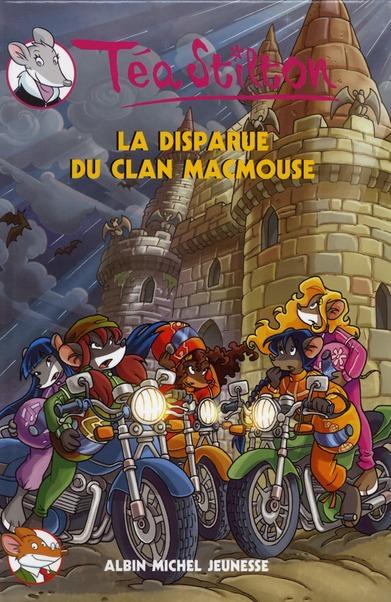 LA DISPARUE DU CLAN MACMOUSE