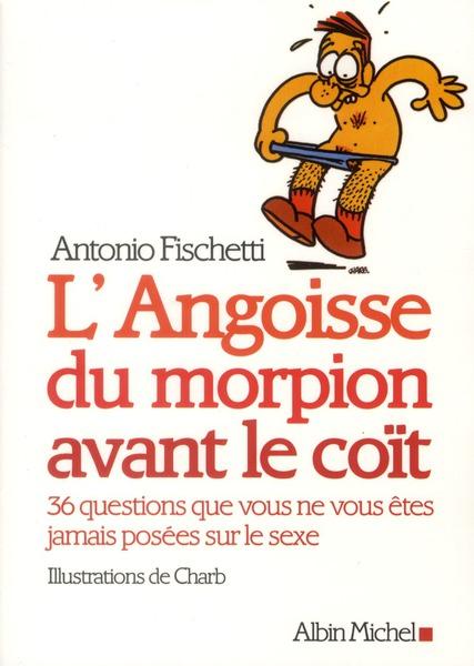 L'ANGOISSE DU MORPION AVANT LE COIT
