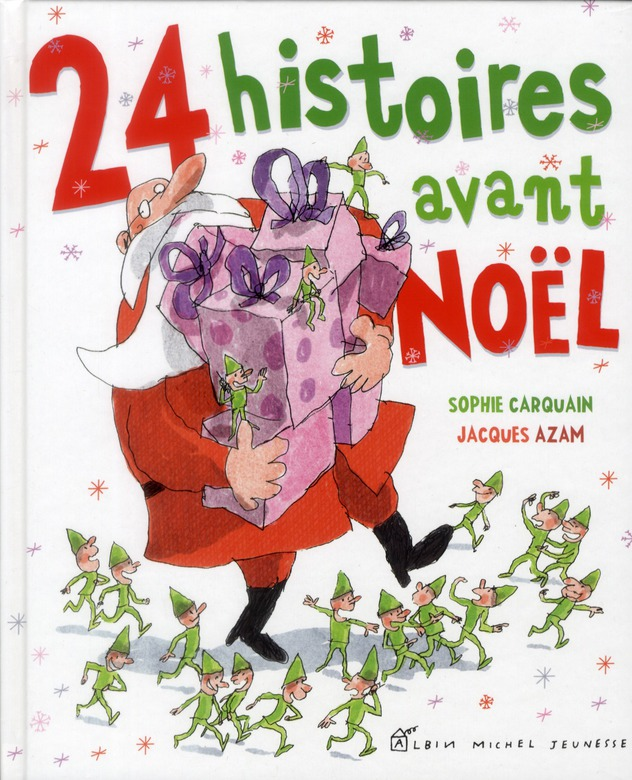 24 HISTOIRES AVANT NOEL