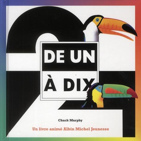 DE UN A DIX -NED