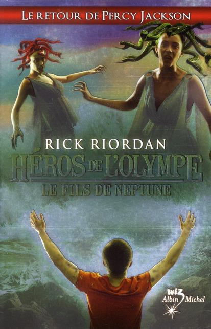 HEROS DE L'OLYMPE - TOME 2