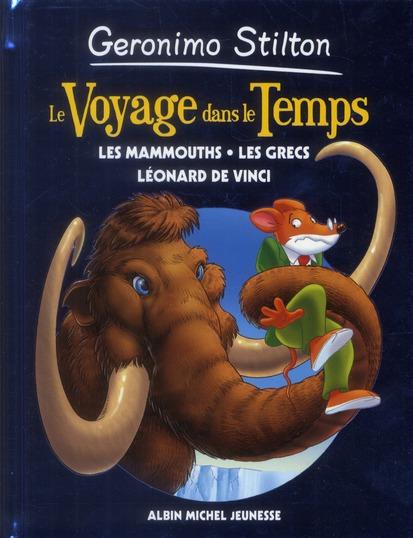 LE VOYAGE DANS LE TEMPS - TOME 3