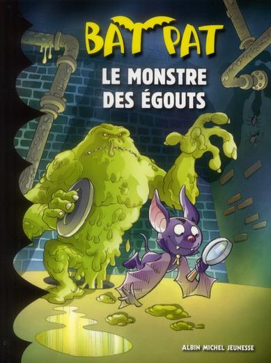 LE MONSTRE DES EGOUTS N  7