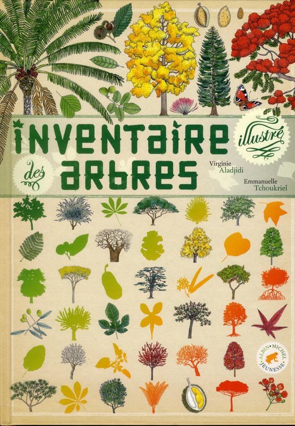 INVENTAIRE ILLUSTRE DES ARBRES