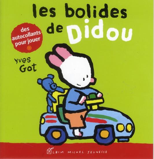 LES BOLIDES DE DIDOU