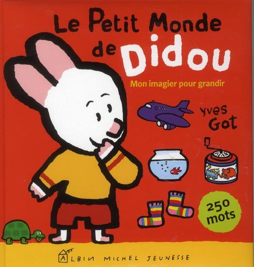 LE PETIT MONDE DE DIDOU -UN IMAGIER POUR GRANDIR