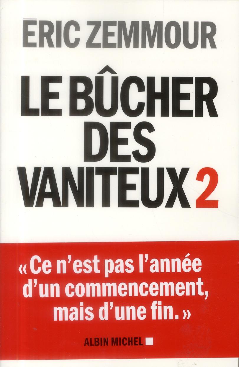 LE BUCHER DES VANITEUX 2