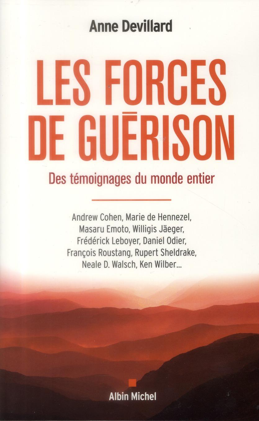 LES FORCES DE GUERISON