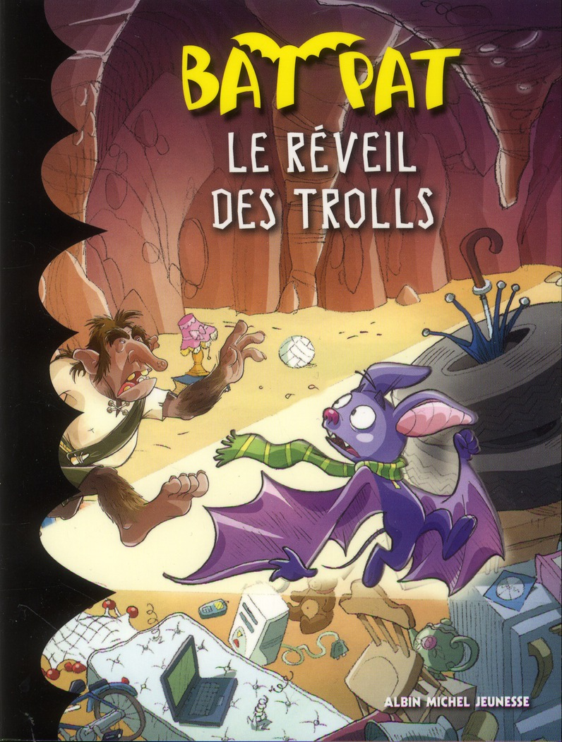 LE REVEIL DES TROLLS