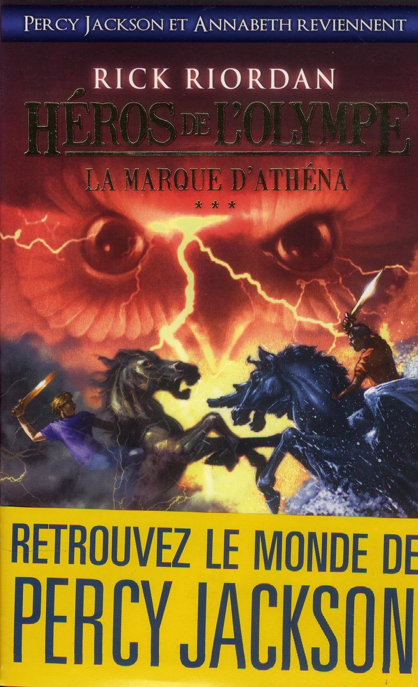 HEROS DE L'OLYMPE - TOME 3