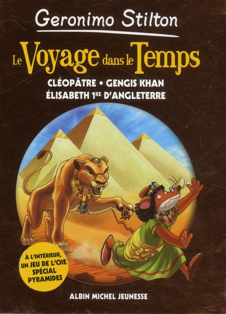 LE VOYAGE DANS LE TEMPS - TOME 4