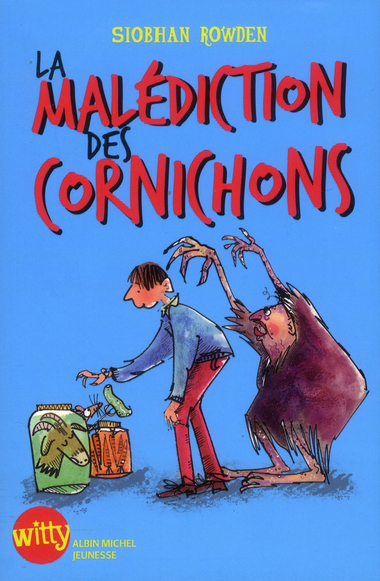 LA MALEDICTION DES CORNICHONS