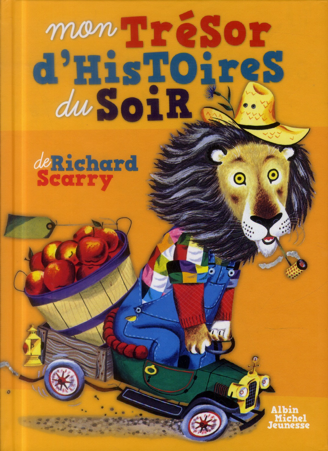 LE LIVRE TRESOR DE RICHARD SCARRY