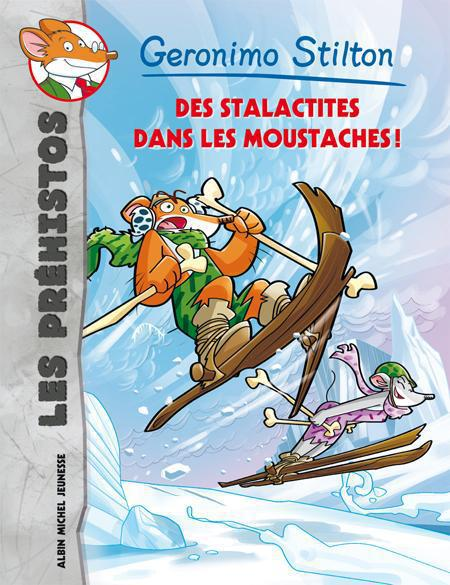 DES STALACTITES DANS LES MOUSTACHES !