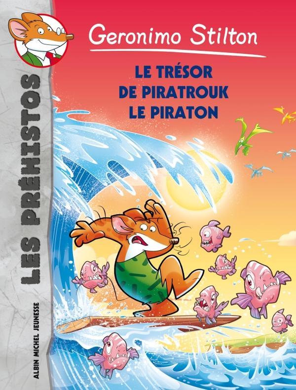 LE TRESOR DE PIRATROUK LE PIRATON