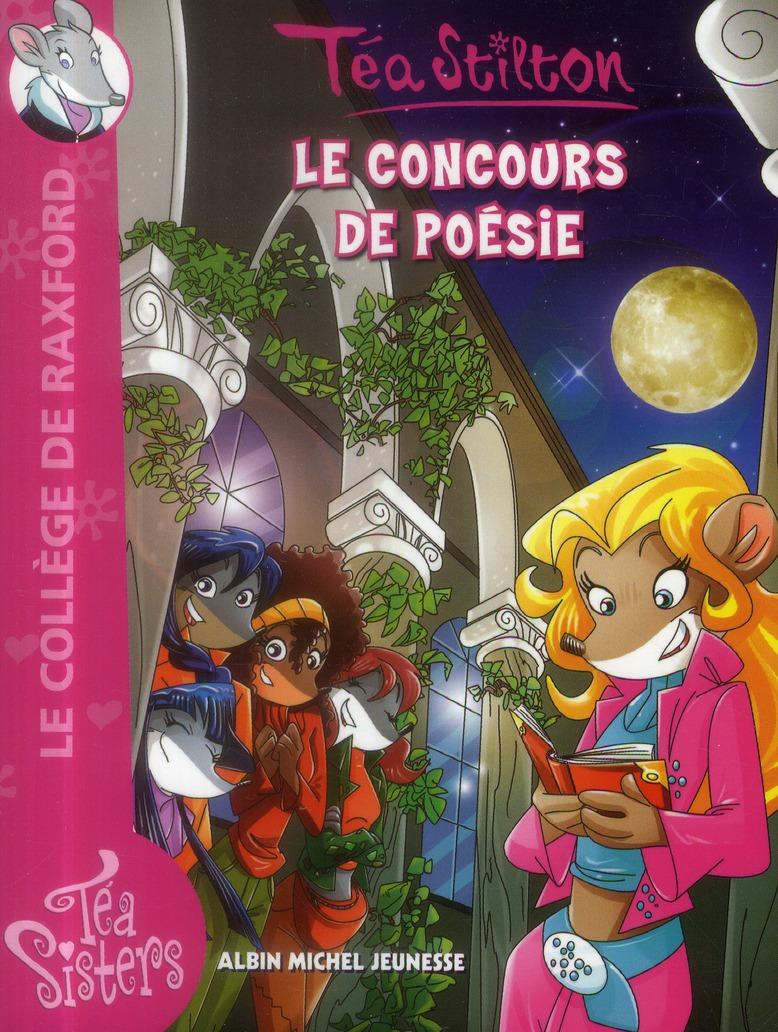 LE CONCOURS DE POESIE