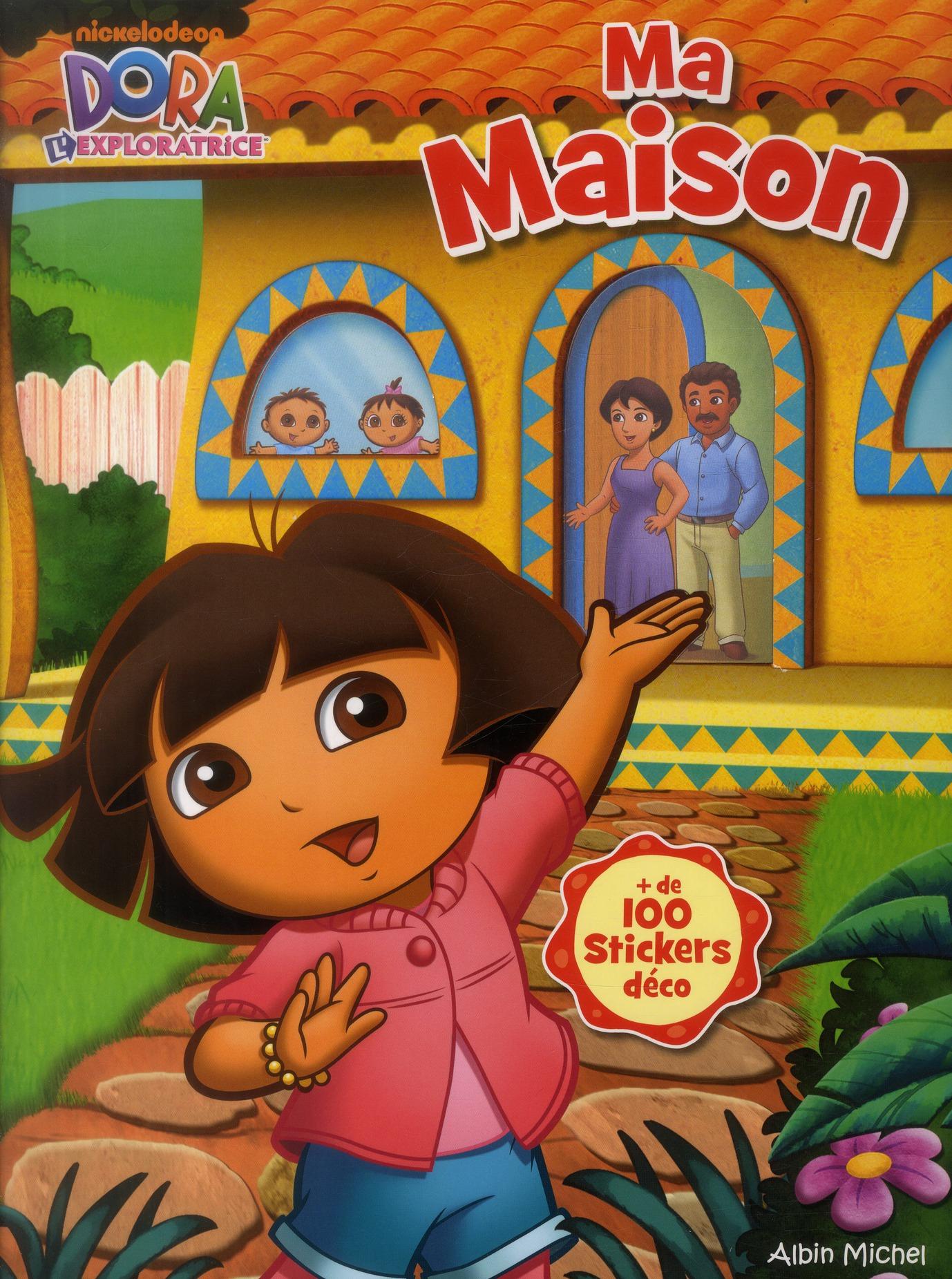 MA MAISON - LIVRE STICKERS