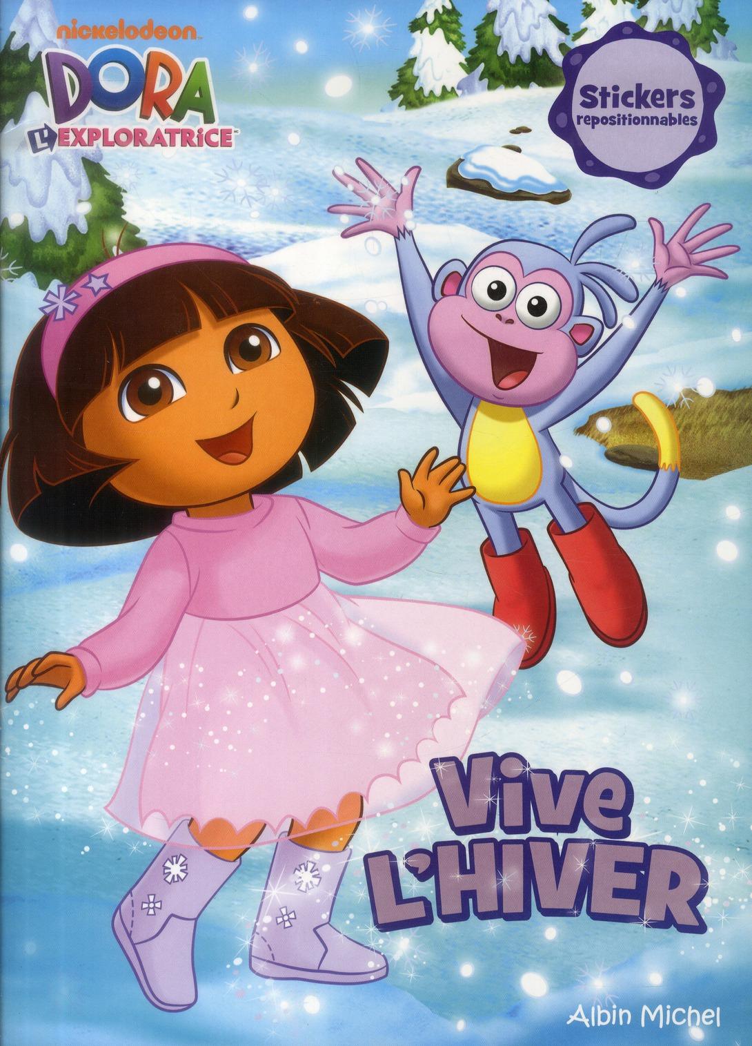 VIVE L'HIVER! - LIVRE ACTIVITES