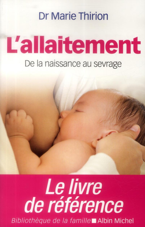 L'ALLAITEMENT (EDITION 2014)
