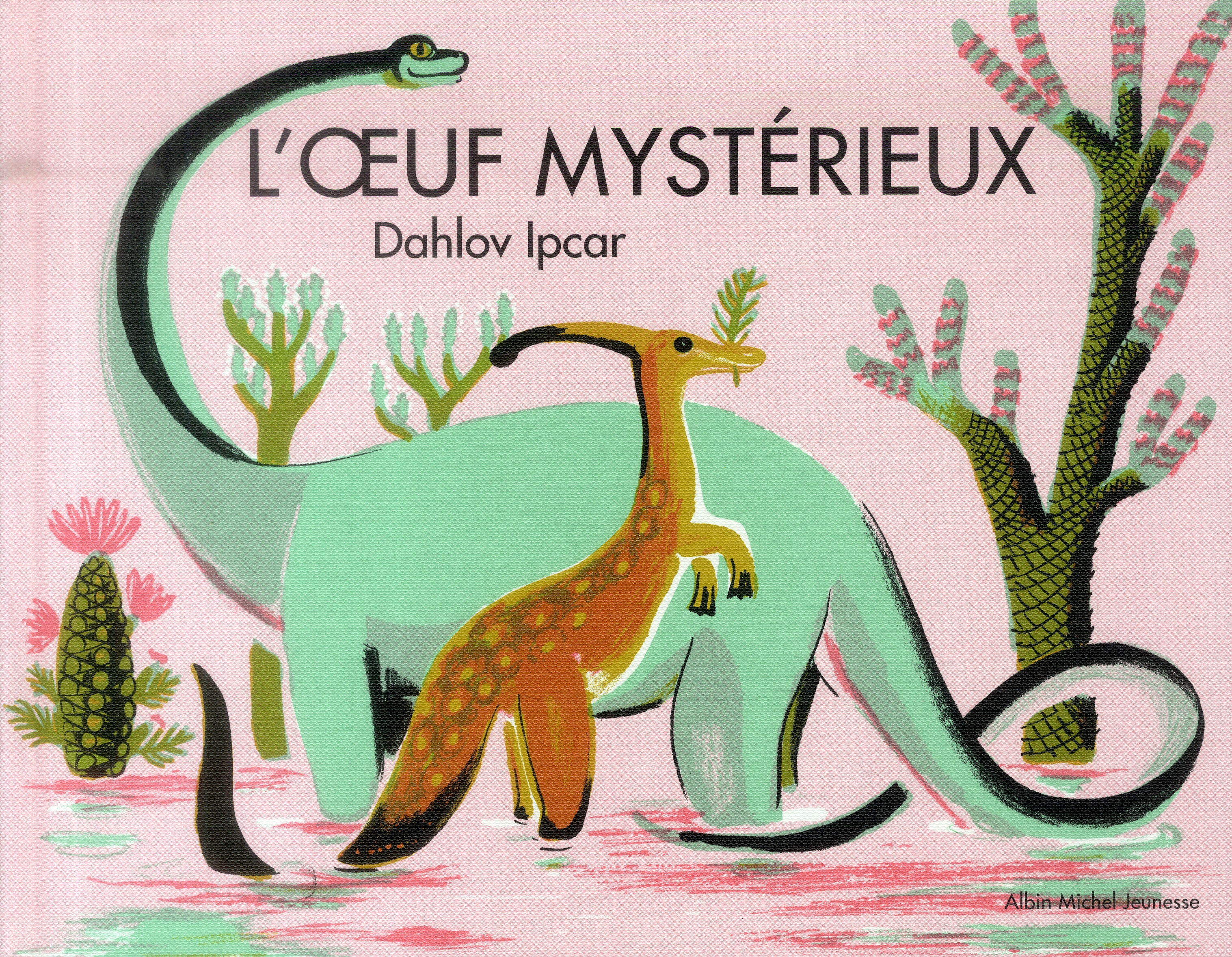 L'OEUF MYSTERIEUX