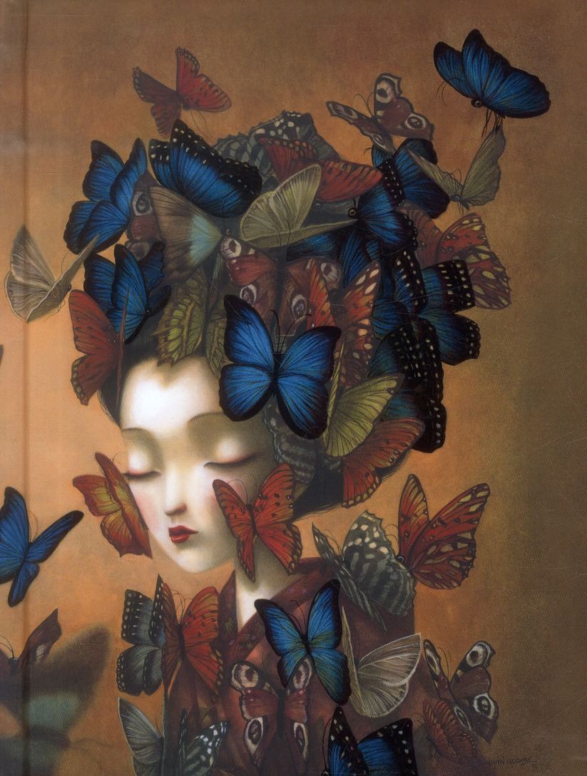 MADAME BUTTERFLY CARNET