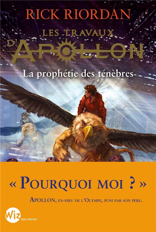 LES TRAVAUX D'APOLLON T2-LA PROPHETIE NOIRE